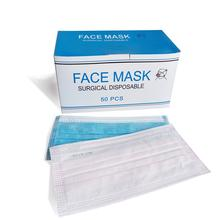 Medical Supply 3 PLY Disposable Earloop face mask