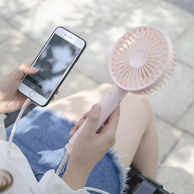 hot sale hand held mini usb rechargeable and portable handheld fan for children outdoor in USA and Europe