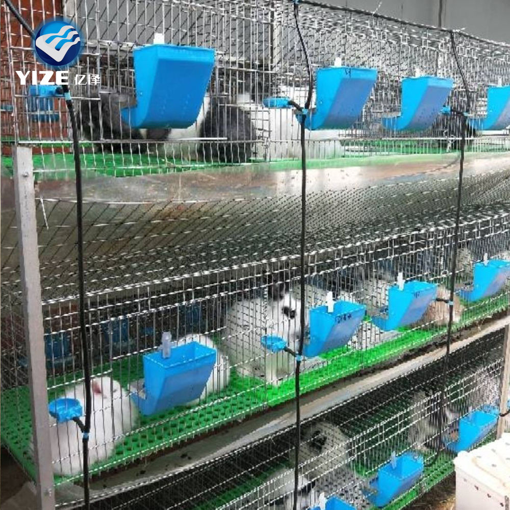 Cheap Rabbit Farming Cage, Industrial Cage for Rabbit ,Commercial rabbit cage in Malaysia Philippines