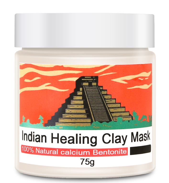 Low MOQ factory price aztec secret indian healing clay skin care products
