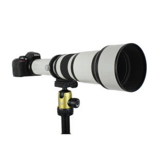 650-1300 Mm F/8-f/16 Telezoom Lens Voor Nikon Canon