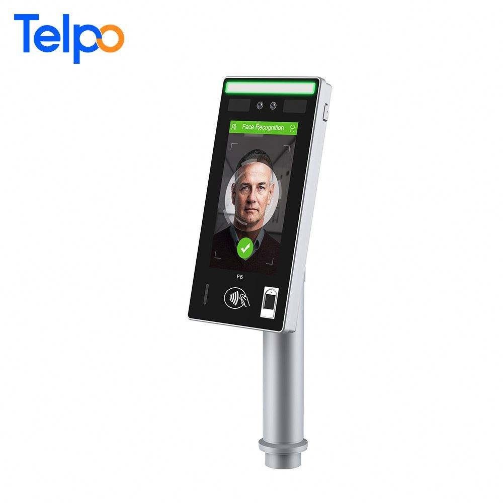 Biometric Face Recognition Time Attendance System