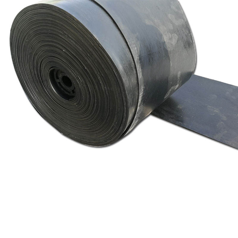 High Tensile strength Good quality Durable Black Rubber Conveyor Belt