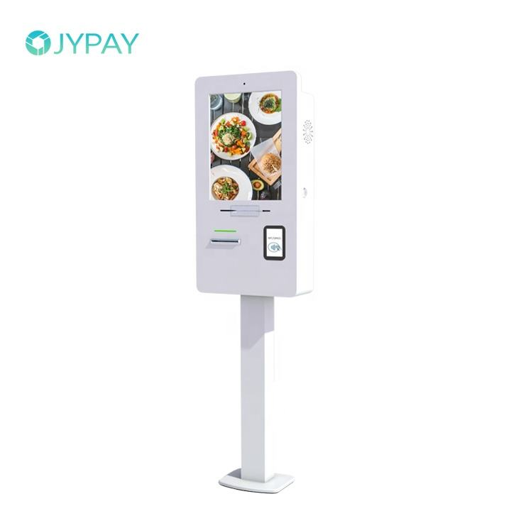 19 Inch Floor Standing Online Easy Restaurant Ordering Machine