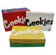 Tray Glow Tray Custom Logo Charging Glow Hot Selling Cookies Rolling Tray Blue Red Led White