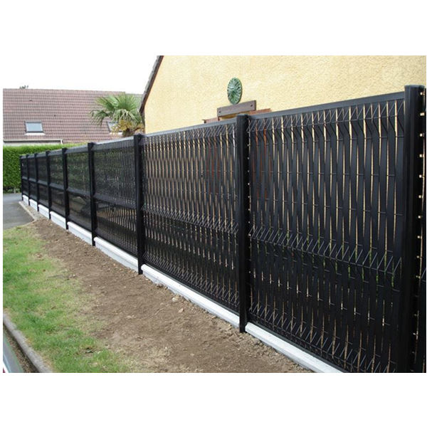 Waterproof Outdoor WPC Decking Fence with Serrated and Brushed
