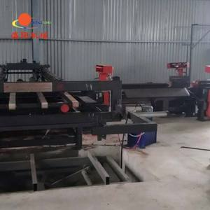 automatic sliding table panel saw wood cutting machine woodworking plywood with high precision