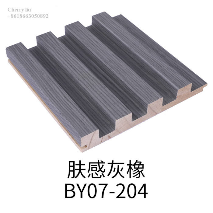 Hot sale wood composite boards interior decoration mdf wood wall covering panel