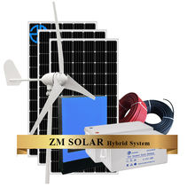 ZM040011 3KW 3000W Solar Energy System Home Off-grid PV Solar Panel System