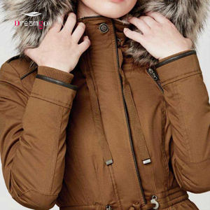 Guaranteed Quality puffy quality down design women winter coats and jackets winter jacket