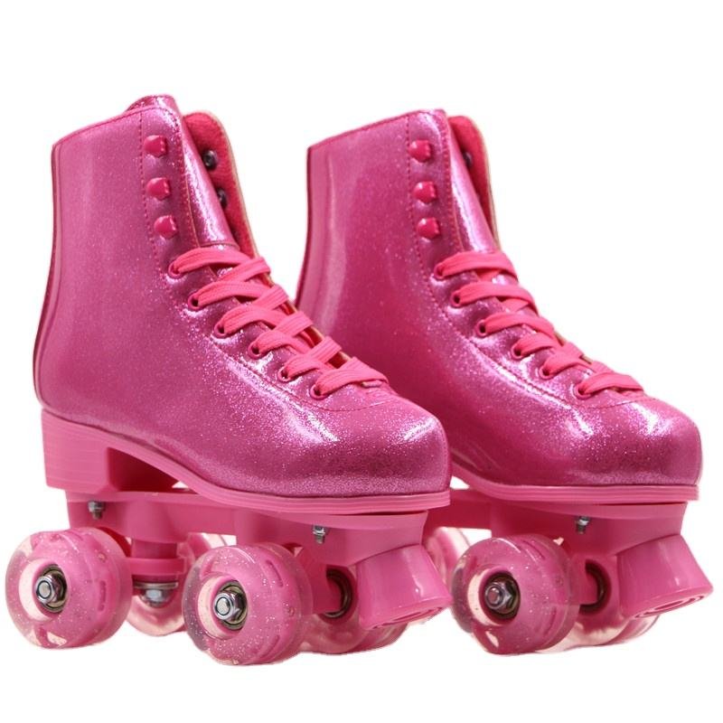 Hot selling Roller skate with LED light for sale New design skate manufacturer