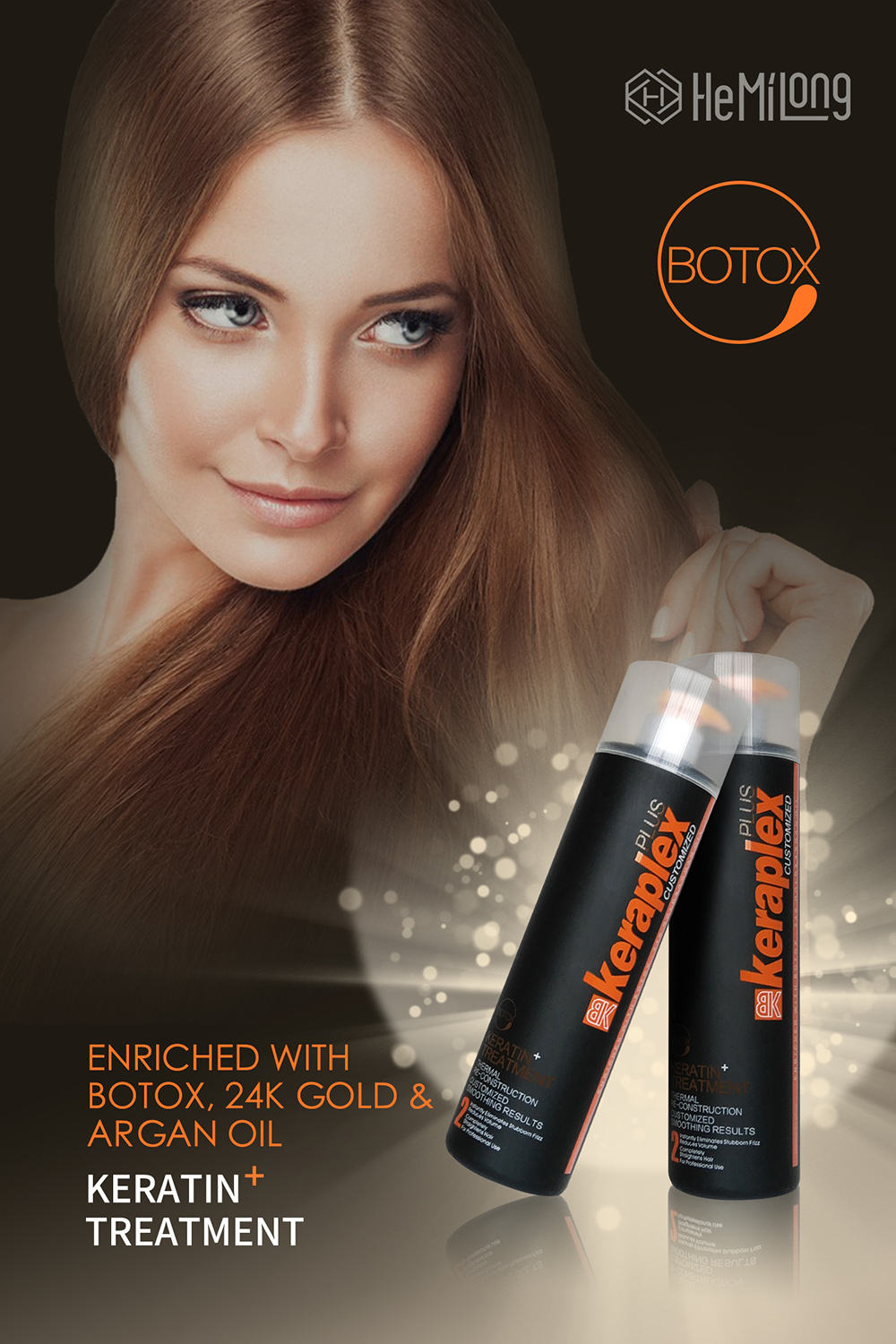 Pro-Liss Brand Manufacturer Wholesale Brazilian Professional 8% Strong Keratin Treatment For Curly Damaged Hair
