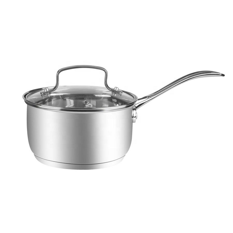 Hot selling for European market stainless steel sauce pan MSF-8160-1