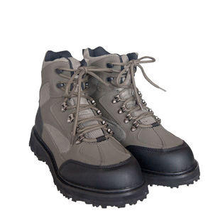 Fly Fishing Wading Shoes Rubber Sole Wader Boots No-slip Outdoor Water Waders Boots For Fishing Waders