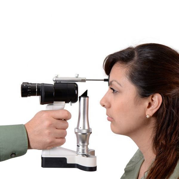 Digital Slit Lamp LYL-s Magnifications With HD SRL Camera