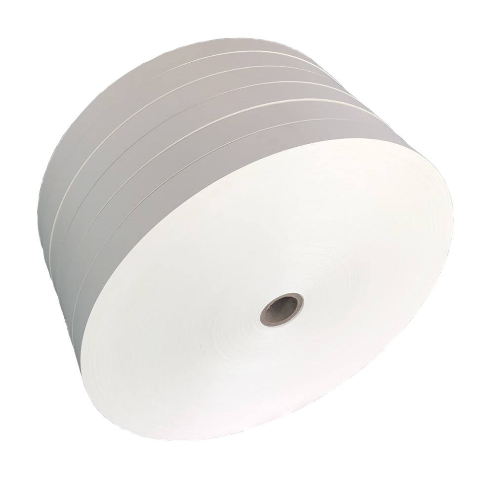 PE Coated Paper in Roll /paper cup base paper / cup bottom paper