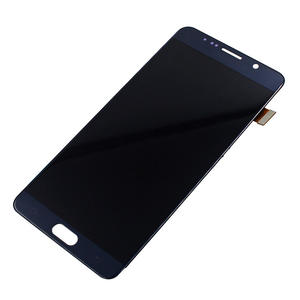 Wholesale mobilephone lcd with digitizer assembly for samsung note5 N920