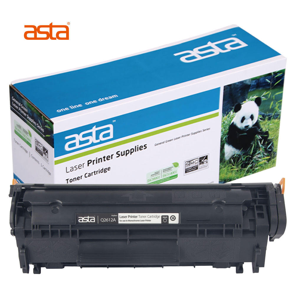ASTA Factory Wholesale Compatible Universal Toner Cartridge For Toshiba Xerox Sharp Lexmark Kyocera Pantum OKI Printer