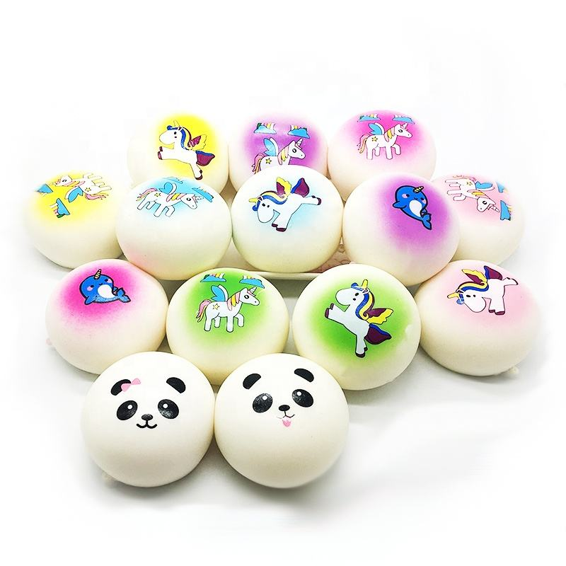 Pu Foam Release Druk <span class=keywords><strong>Speelgoed</strong></span> Squishies Simulatie Mochi Broodje Squishy Voedsel Langzaam Stijgende <span class=keywords><strong>Speelgoed</strong></span> Voor Kids