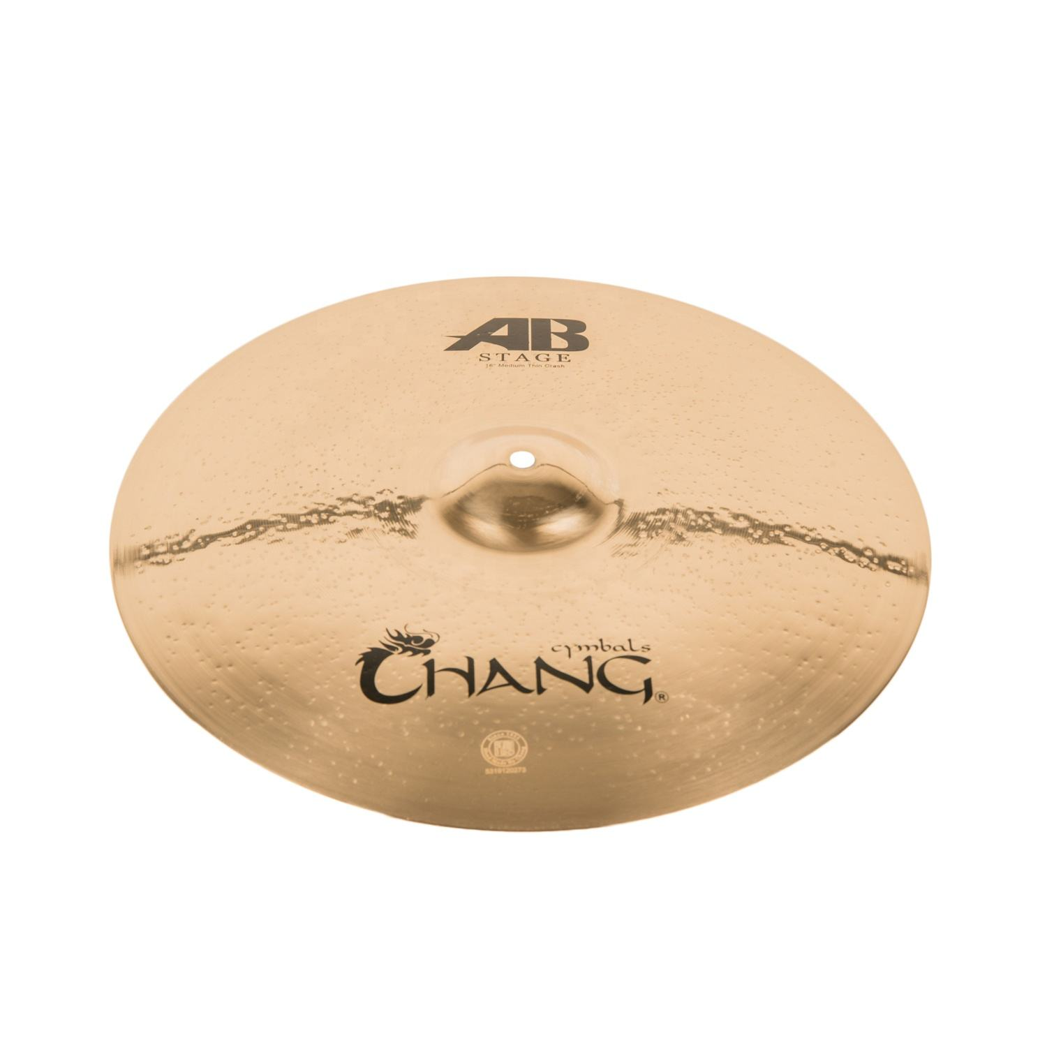 "Chang Popular B20 AB Stage 18"" Crash Cymbals Percussion Accessories"