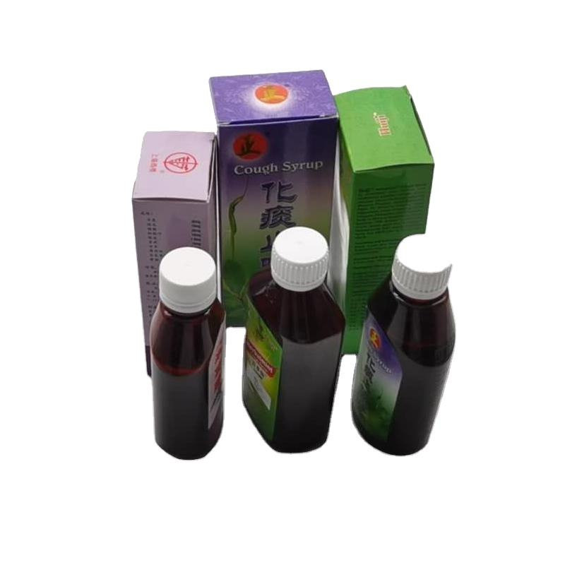 Herbal Cough Syrup von China/Warm Traditional Chinese Medicine/High Quality & Best verkauf
