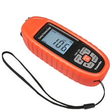 2020 New Yunombo Digital Auto Car Paint Thickness Meter Film Thickness Tester Coating Thickness Gauge with LED Flashlight