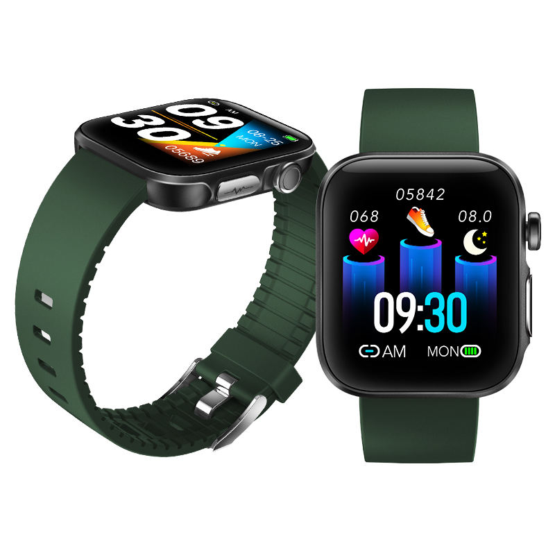 Mewah EKG Smartwatch Tahan Air Grosir Ip68 Relojes Inteligentes Tekanan Darah Monitor Smart Watch