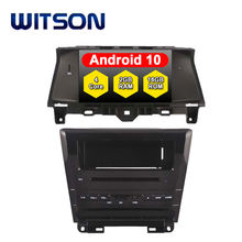 WITSON ANDROID 10.0 FOR HONDA ACCORD 8 BUILT-IN DAB+ FUNCTION CAR DVD PLAYER WITH GPS