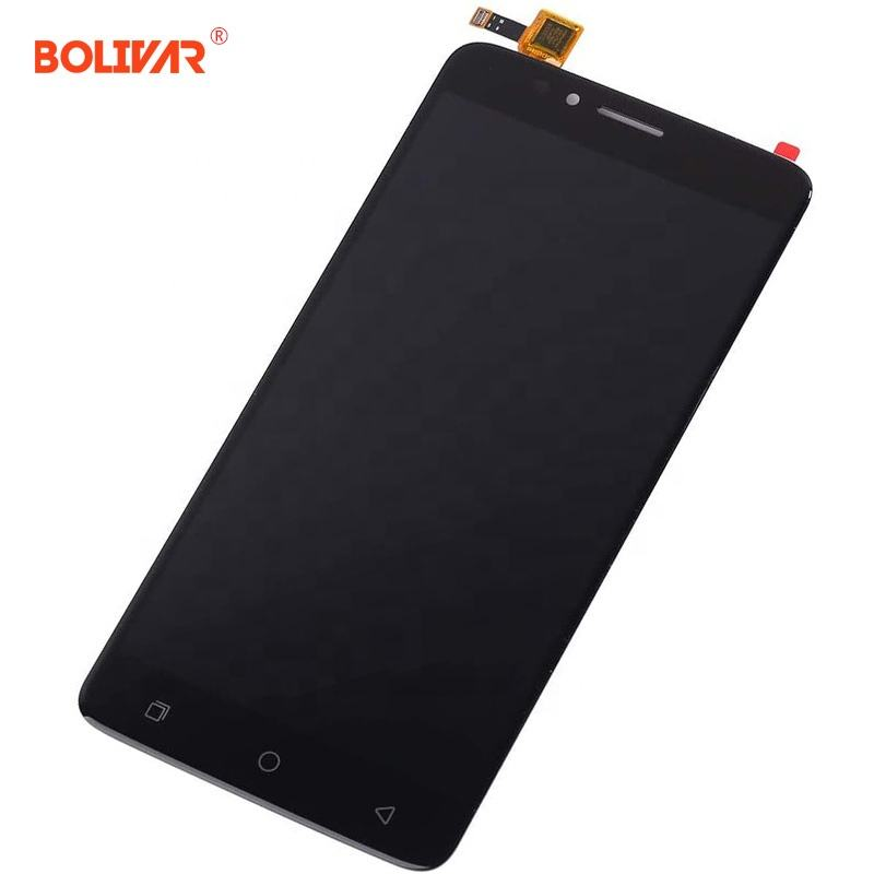 Mobiele Telefoon Lcd Voor T-Mobile Coolpad Revvl Plus C3701A Lcd Touch Screen Digitizer