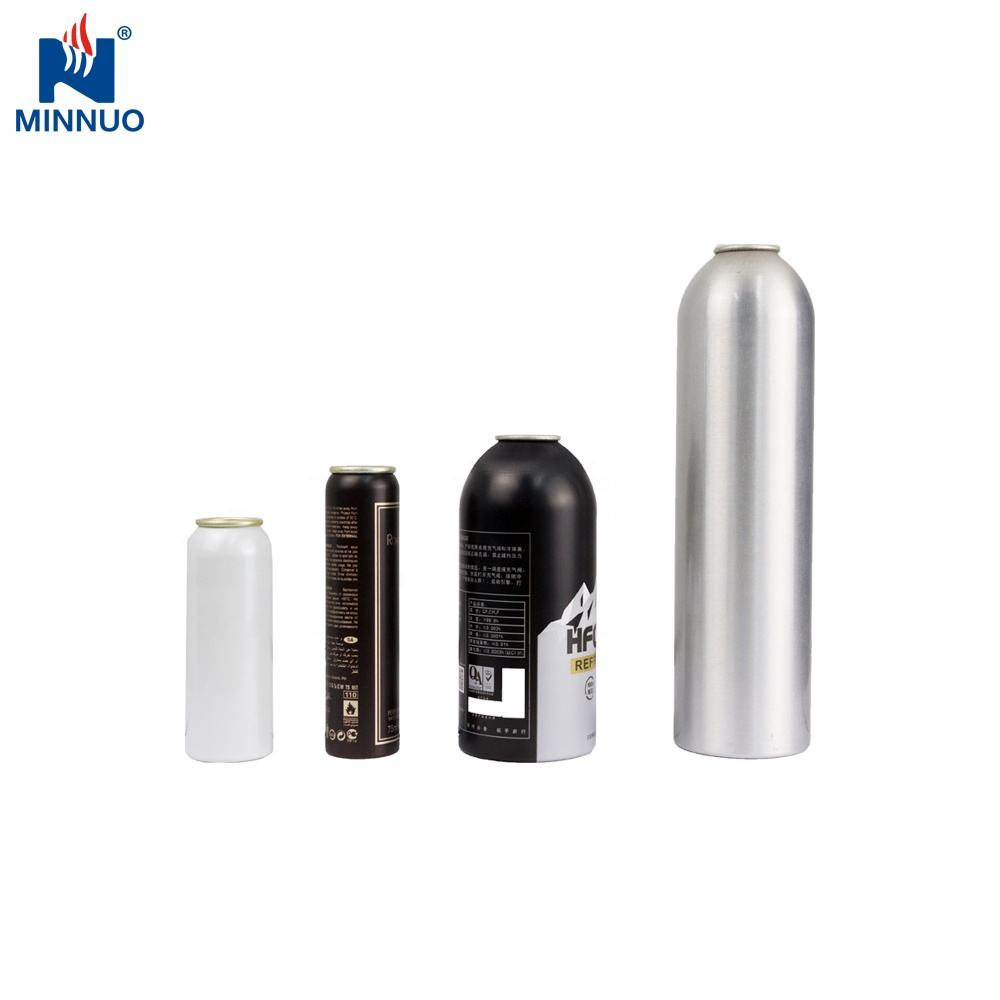Factory price aluminium empty aerosol cans wholesale with best quality