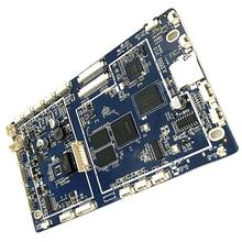 Android 8.1 Rockchip circuit board pcba for media player and other advertising equipments