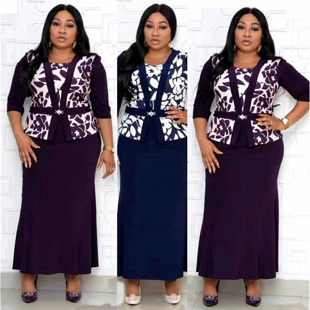 Size 42 50 Turkey Clothes Plus Size African Long Gown Dresses For Women Wholesale China
