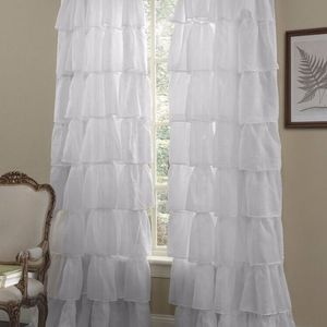 Hot-Selling Premium Quality Cheap Price Customized Fireproof Basement Window Curtains