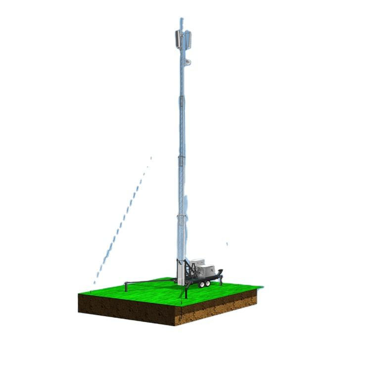 Hot selling good quality communication power transmission electric tower