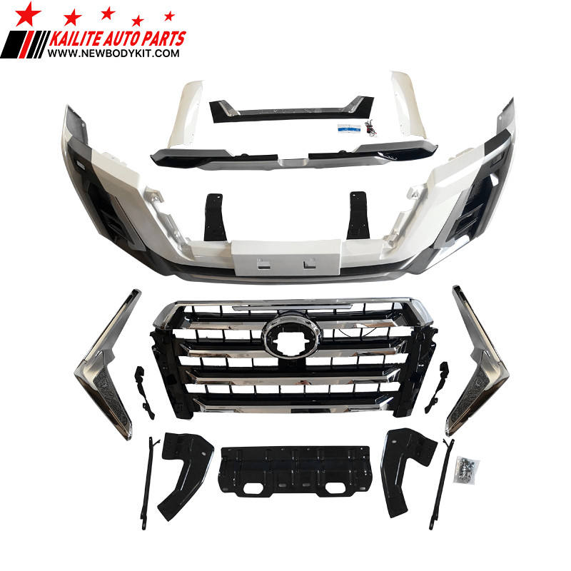 KLT Facelift conversion body kits for land cruiser LC200 year 2016-2020 LIMGENE style