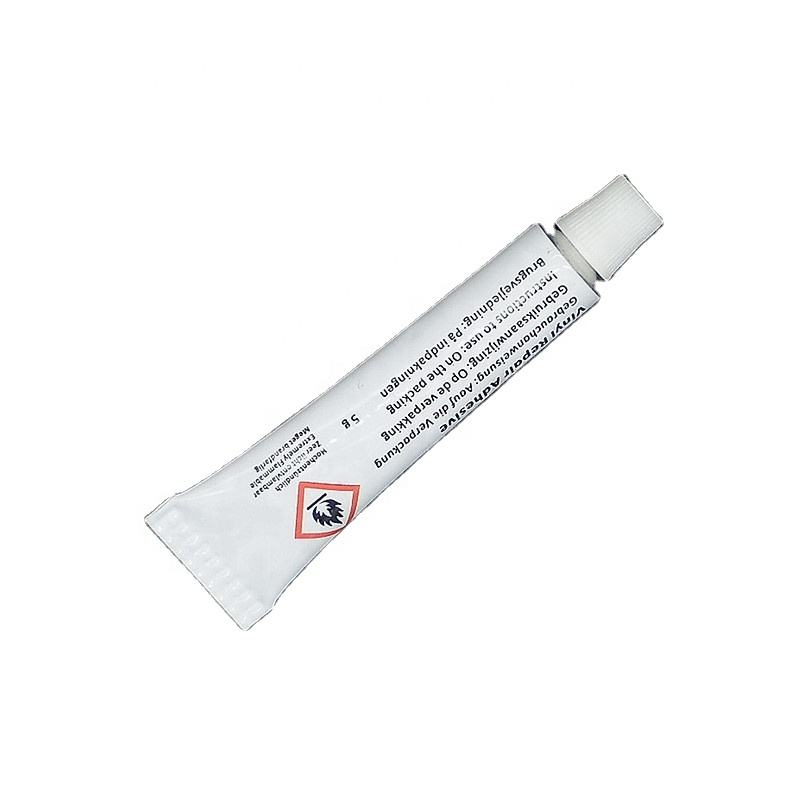 Small Tubes Packaging PVC Adhesive Glue for Inflatables