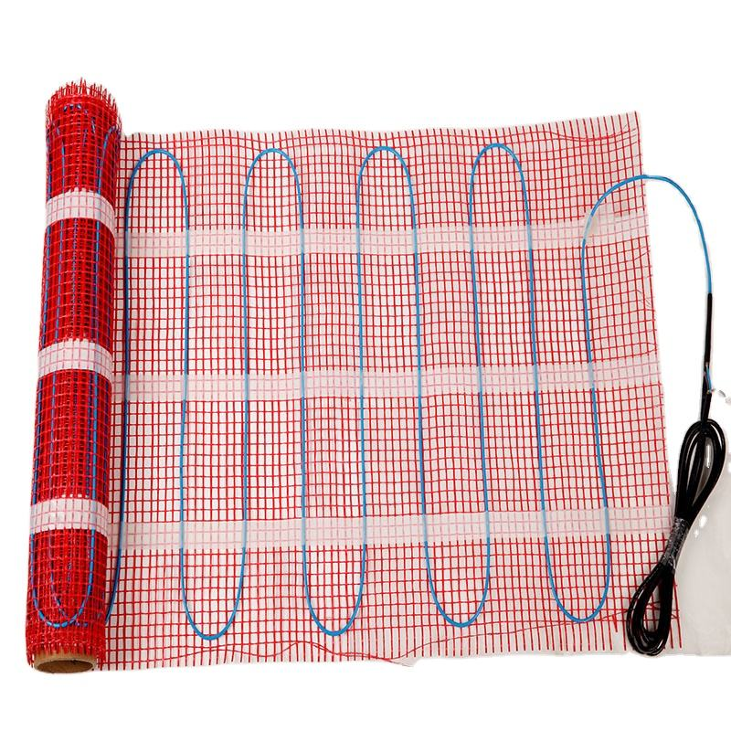 Floor heating systems parts heated floor mat heating system for house