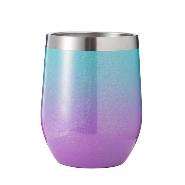 <span class=keywords><strong>8Oz</strong></span> 12Oz 16Oz Wijn Tumbler Tumbler Cups Groothandel Glitter Sublimatie Tumbler