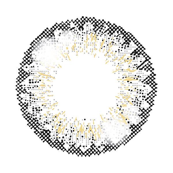 Elliecoo Étoilé Fumée lentilles de contact folles gris en <span class=keywords><strong>gros</strong></span> lentilles