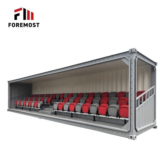 20HC/40HC Mobile Grandstand Container
