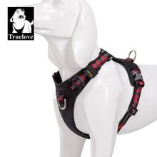 Truelove Light Weight Pet Dog Harness Adjustable Outdoor Pet Vest Dupont nylon Material Vest for Dogs