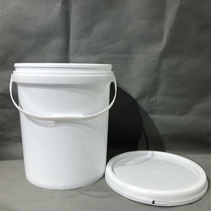 Most popular Recycle PP 15 liter plastic bucket plastic bucket 25L