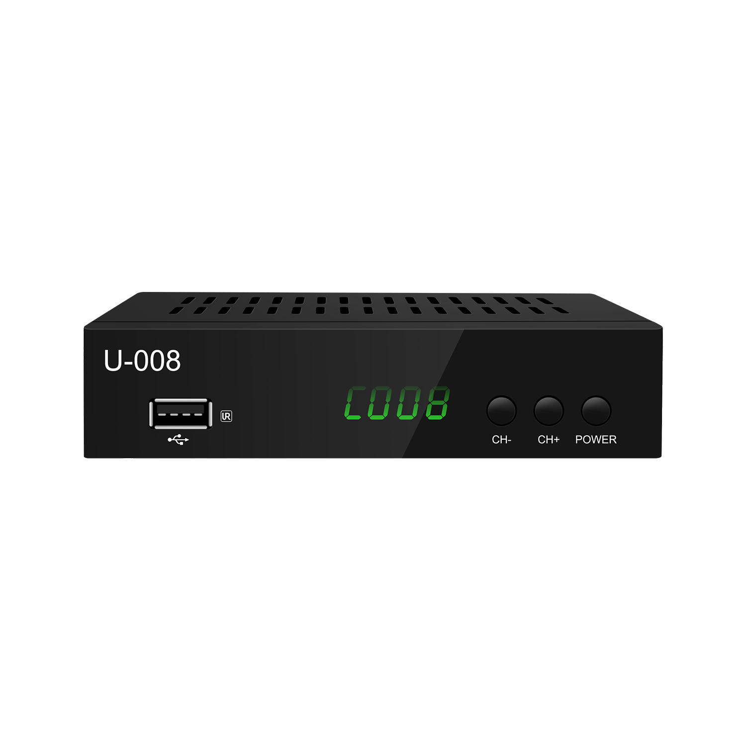 Junuo Wholesale Price ATSC Set Top Box Mstar 7802 1080P HD Decoder PVR Function Digital TV Receiver For Canada USA Mexico