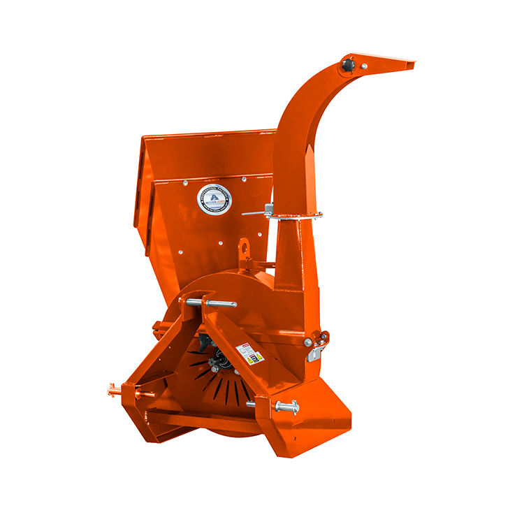 Hot Selling Chipper Shredder 3 Point Tractor Mounted Agricultural Wood Chipper Shredder Machine For Sale