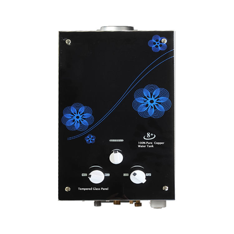 Carefully Selected Materials Tankless Water Heater Gas Shower Instant Gas Water Heater