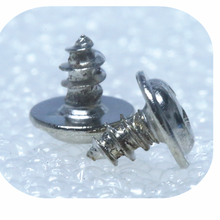Stainless Steel Big Flat Head Screw Cross with Gasket Self Tapping Small Screw