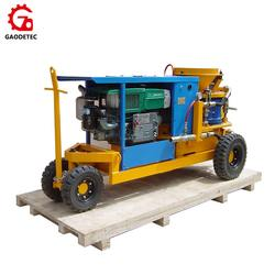 Advanced technology customized dry mix concrete spray gunite shotcrete machine for tunneling building