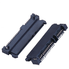 SATA7+15P smt connector height 7.5mm