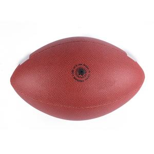 Lenwave Merk Mini American Football Ball Custom Leather American Football