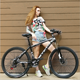 China Cheap wholesale High-carbon Steel Cool Sport Bicycle Mtb Men Racing Mountain Bike For Sale